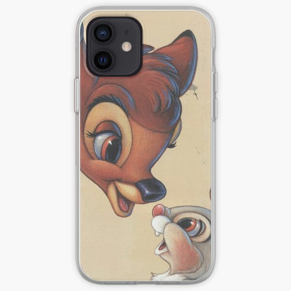 Sweet Bambi and Thumper iPhone Soft Case