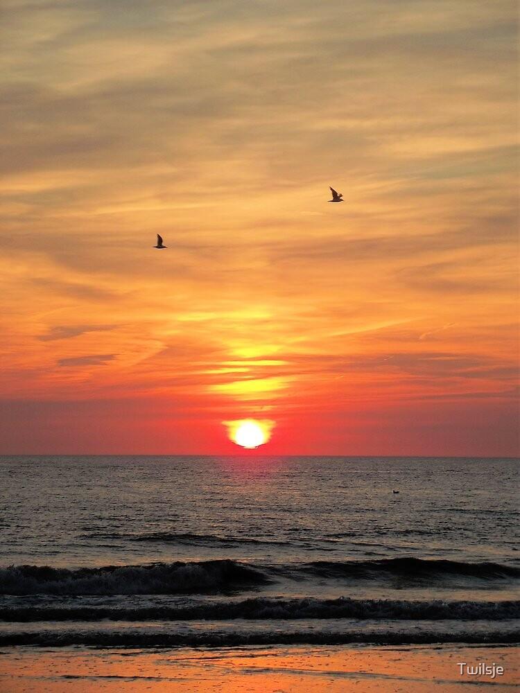 Sunset. by Twilsje