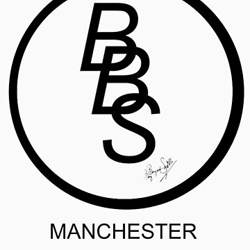 BBS Manchester Logo by BBANDSCRIBBLE