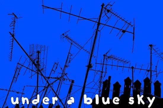 Under a blue sky! by Vlavo
