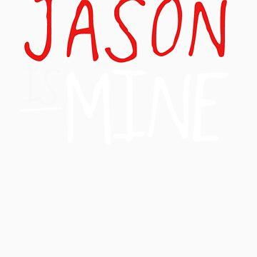 Jason Is Mine- True Blood by TVdesigns