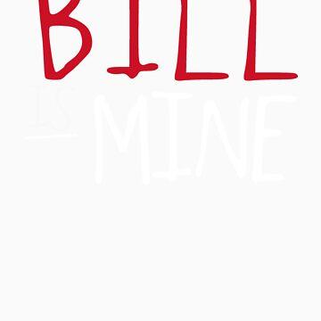 Bill Is Mine - True Blood by TVdesigns