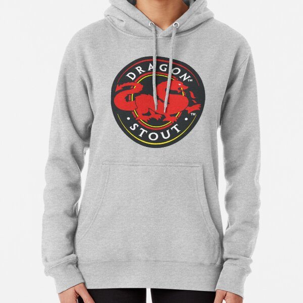 Jamaican Dragon Stout Pullover Hoodie