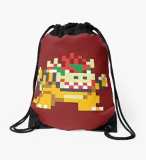 Super Mario Maker - Bowser Costume Sprite Drawstring Bag