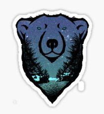 Polar Bear: chillin' Sticker