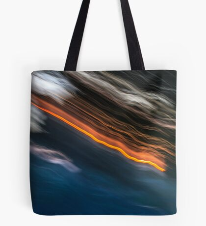 Falling From Grace Tote Bag