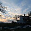 Virginia Sky by Stefanohbody