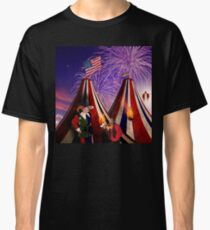 Save America First. The End Times Festival. Classic T-Shirt