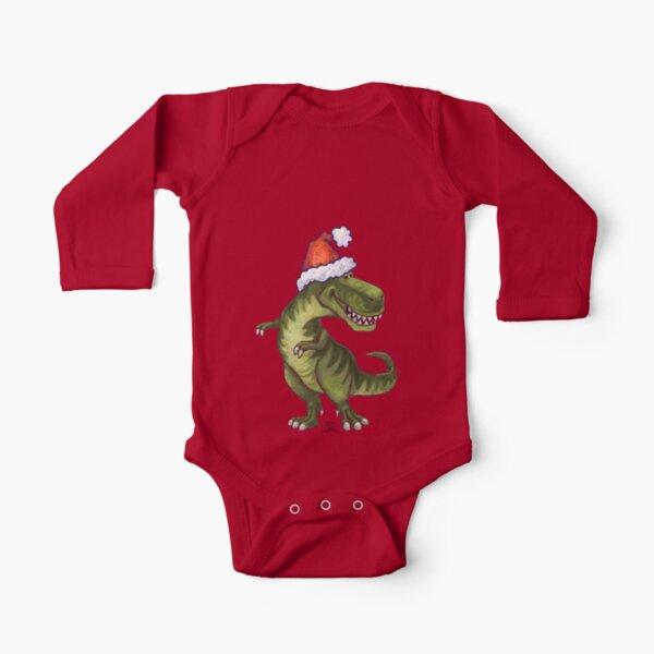 Paleontology Dinosaur Lover Cute-A-Saurus Rex Infant Bodysuit AndieJ Studio