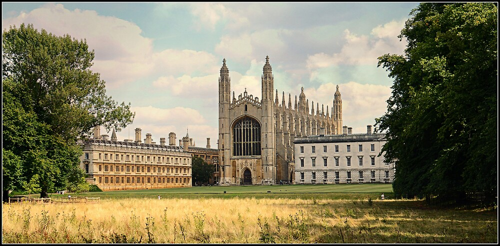 Kings College Chapel by Kate Towers IPA