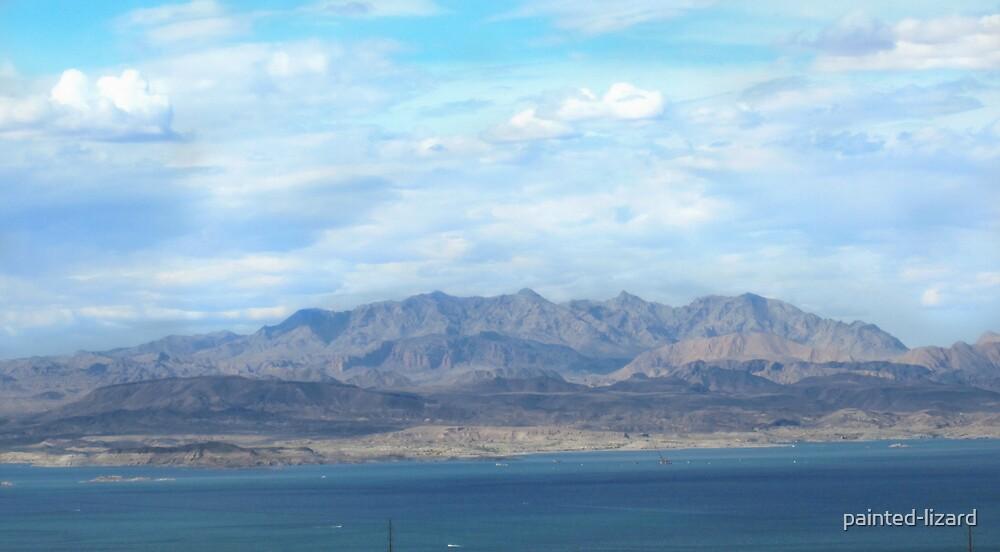 Nevada Sky by painted-lizard