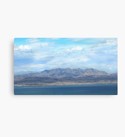 Nevada Sky Canvas Print