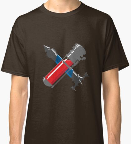 Dishonored Elixir and Remedy Shirt Classic T-Shirt