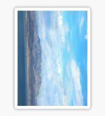 Nevada Sky Sticker