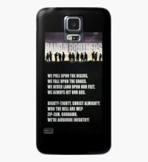Band of Brothers - Airborne Infantry Case/Skin for Samsung Galaxy
