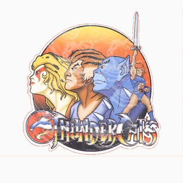 Thundercats by jayayala