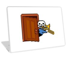 Quot Undertale Sans With Trombone Quot Stickers By Arkytior4