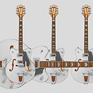 gretsches by tinncity