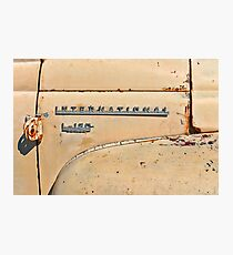 International L-120 series Photographic Print