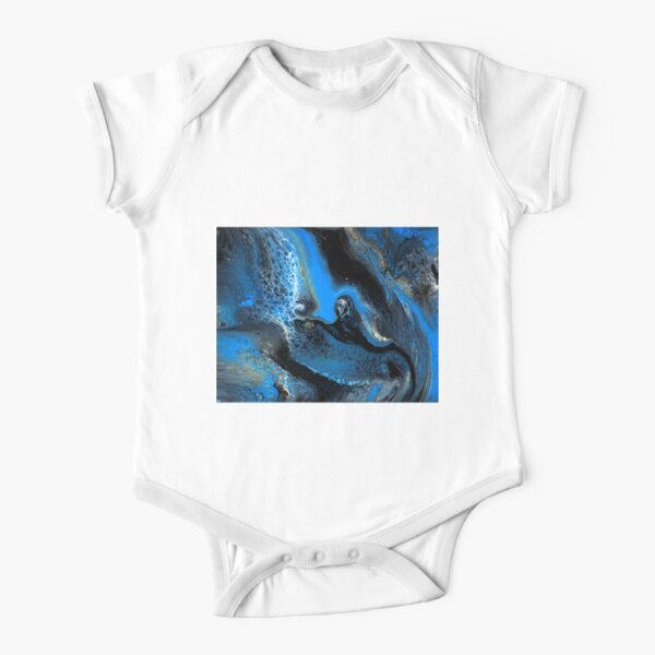 Fear the Reaper Short Sleeve Baby One-Piece