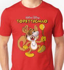 Topettignao n°1 Copertina Storica Anni Uttanta  Unisex T-Shirt