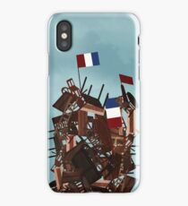 The Lonely Barricade II iPhone Case