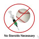 No Steroids Necessary by nickwr89