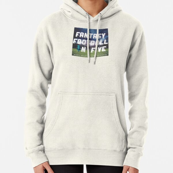 Fantasy Football In Five Pullover Hoodie