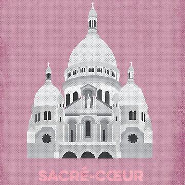 Sacre-Coeur by ToriTori