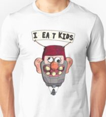 gravity falls i eat kids balloon  Unisex T-Shirt