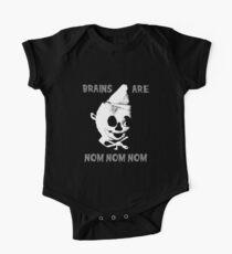 BRAINS R' NOM One Piece - Short Sleeve
