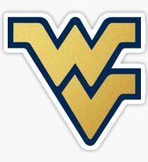 West Virginia University Logo Sticker
