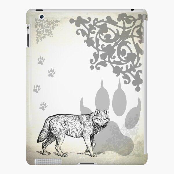 The Wolf iPad Snap Case