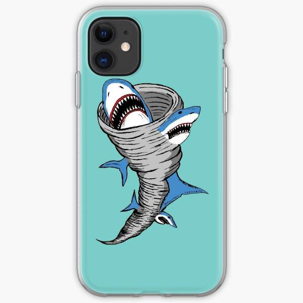 Shark Tornado iPhone Soft Case