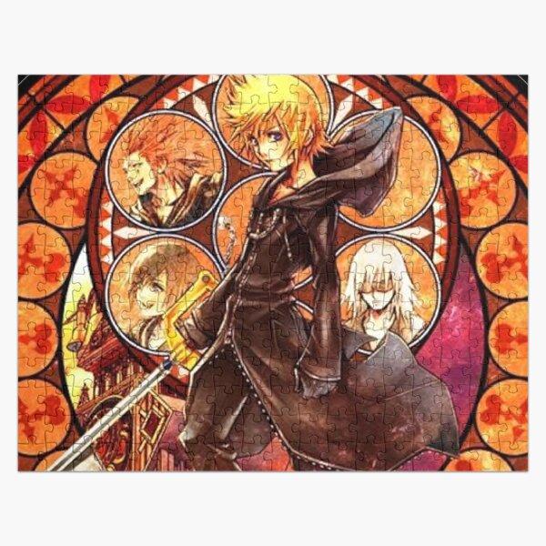 Kingdom Hearts - Roxas' Heart Jigsaw Puzzle