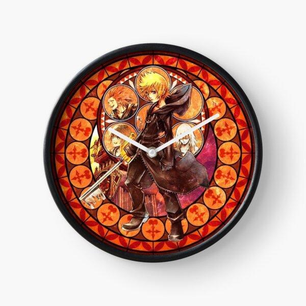 Kingdom Hearts - Roxas' Heart Clock