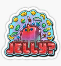 Jelly? Sticker