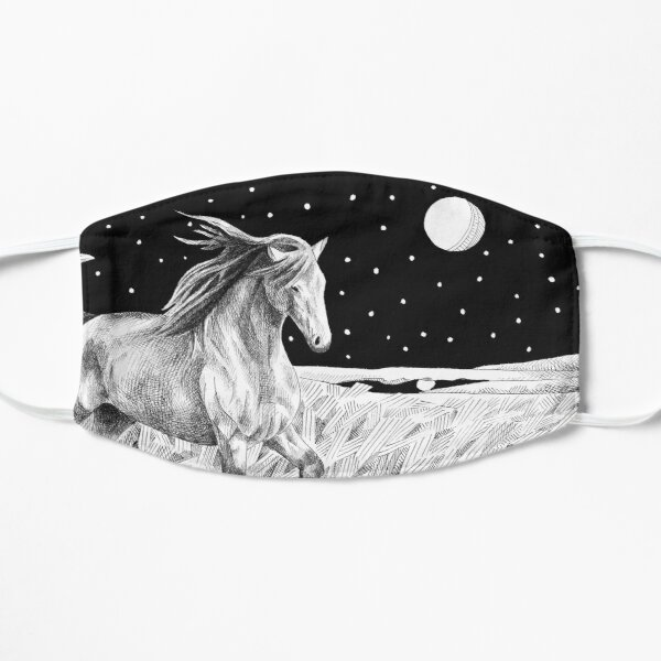 Star Horse Mask