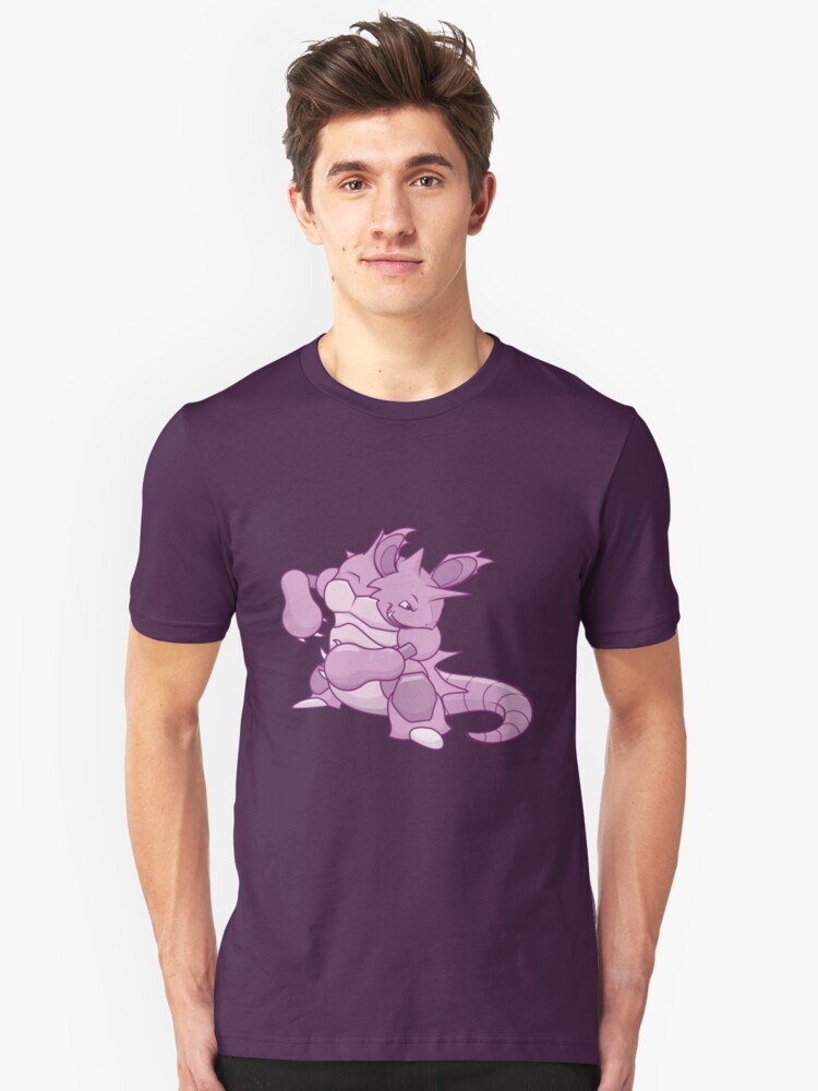 Nidoking by Cassandra  Downs