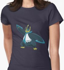 Empoleon Women's Fitted T-Shirt