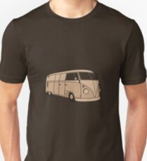 Sepia Kombi Unisex T-Shirt