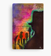 Sounds of Some Mighty Fine Jazz Canvas Print