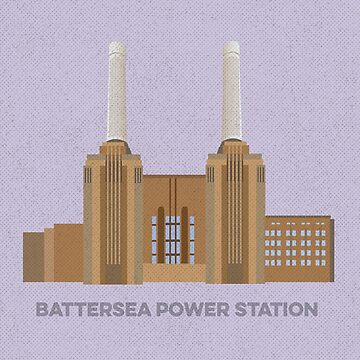 Battersea Power Station by ToriTori
