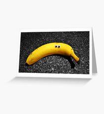 Googly-Eyed Banana Greeting Card