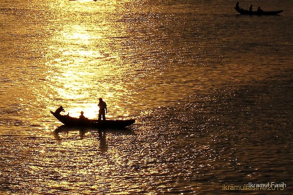 Golden Water by Ikramul Fasih