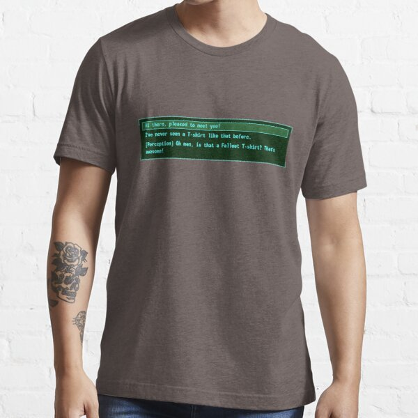 The Conversation Starter Essential T-Shirt