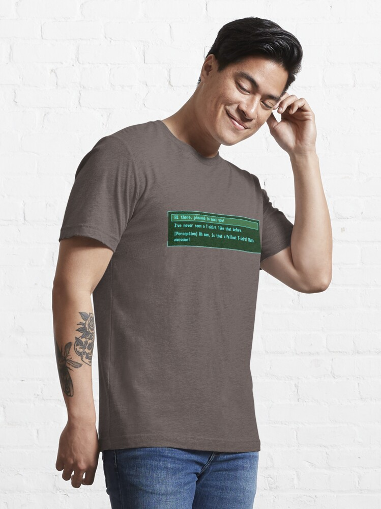 Alternate view of The Conversation Starter Essential T-Shirt