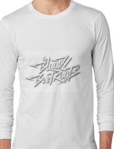 The Bloody Beetroots Logo Long Sleeve T-Shirt
