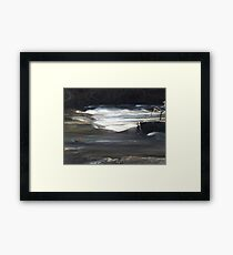 River Dove at Milldale Framed Print