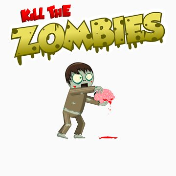 Kill The Zombies by badchoice